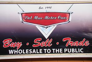 Del Mar Motor Cars - Great used cars in San Diego County!